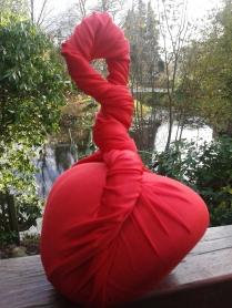 BIG MAMMA. Sculpture by Heather Gartside 2015