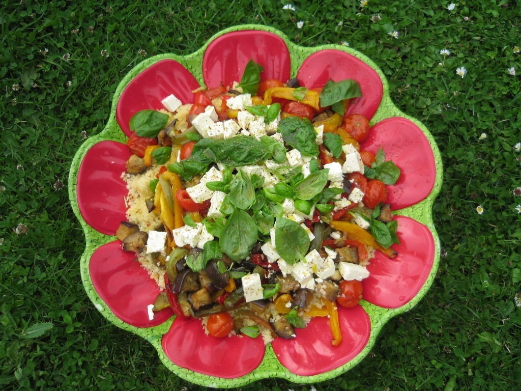 A scrumptious salad inspired by the tastes, textures and diversity of Australia