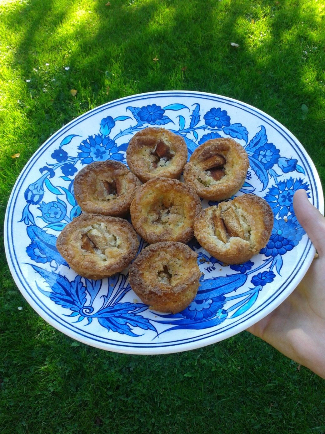 Mirabelle cakes by mum