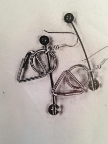 Jewellery. Heather Gartside. 1988