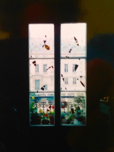 Mobiles, Paris. Heather Gartside. 1994