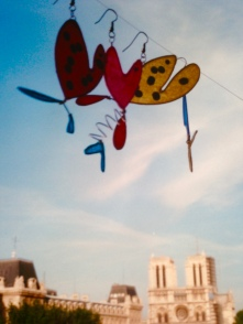 Flying Fish. Heather Gartside. Paris 1992