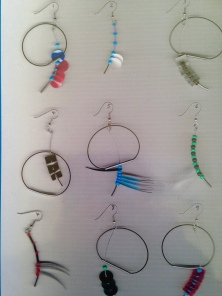 Jewellery Design. Heather Gartside. Denmark 2006