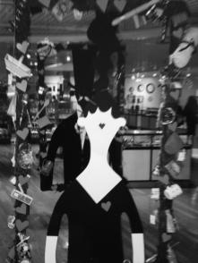 Merchandising. The Conran Shop, Tokyo. Heather Gartside. 1993