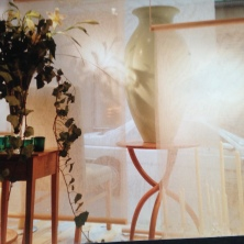Head of Decoration. The Conran Shop, Paris. 1993