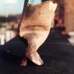"Raku Ceramics. ""Battered Women."" London 1988"