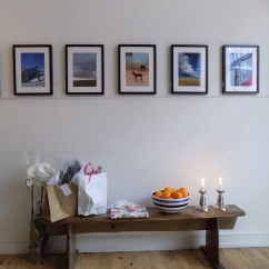 My exhibition in December 2017
