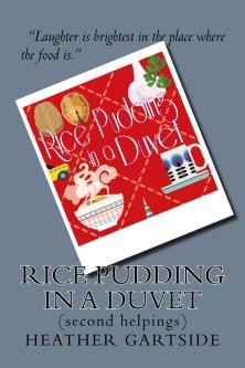 New cover of Rice Pudding in a Duvet, second helpings